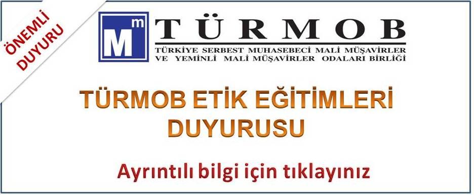 T�RMOB ET�K E��T�MLER�