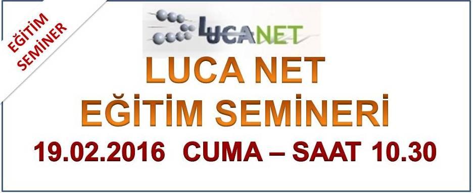 LUCA NET E��T�M� 19.02.2016