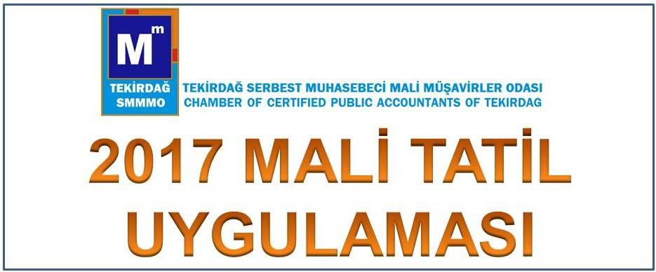 2017 Mali Tatil