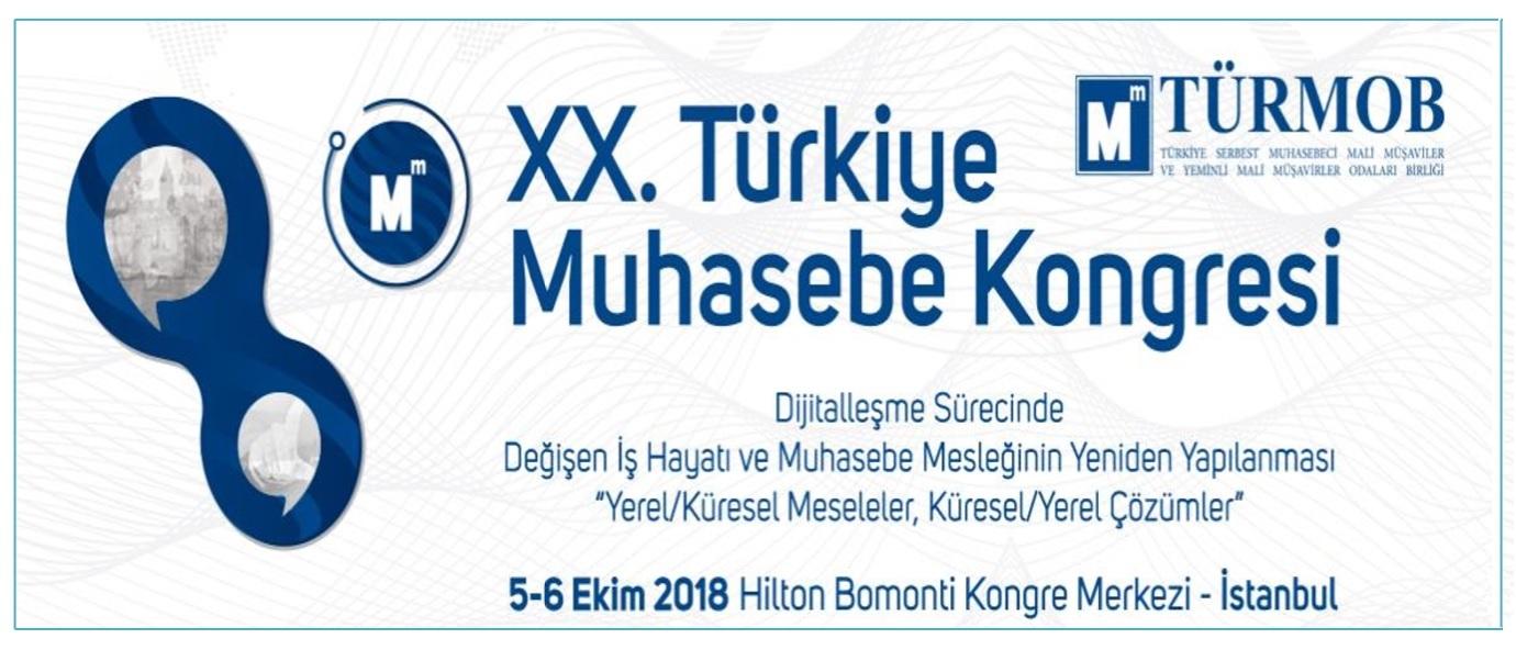 XX. Türkiye Muhasebe Kongresi
