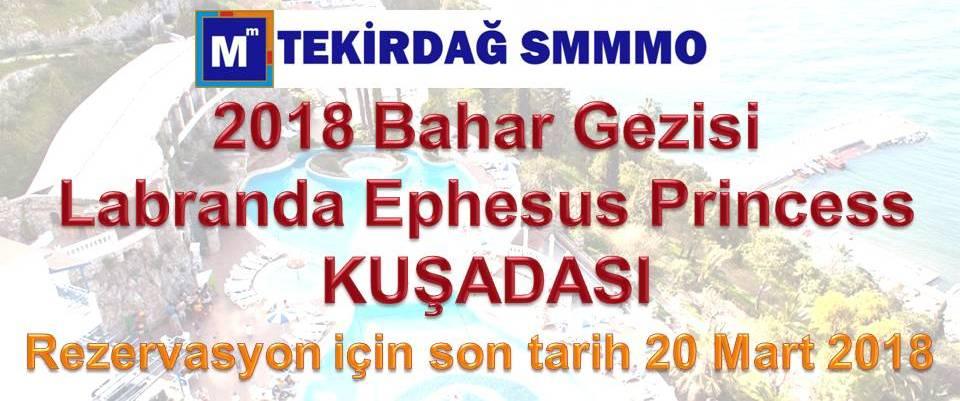 2018 Bahar Gezisi